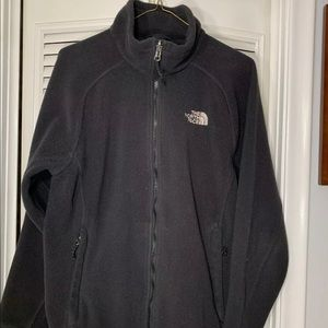Women's Black, North Face Jacket, Size Small